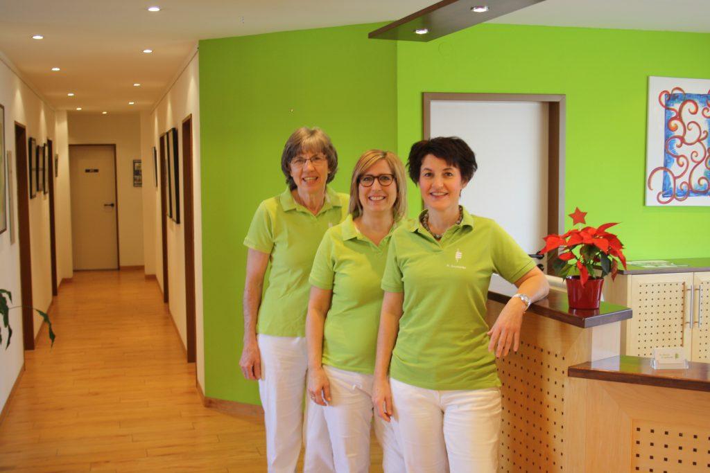 Das Team der Neurochirurgischen Praxis Königsbrunn
